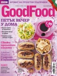 BBC GoodFood; Бр.85 / 11 април 2013