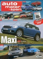 Auto motor und sport; Бр.2/ Февруари 2017